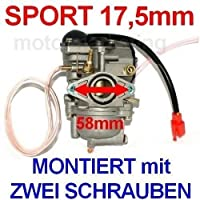 65 Sport Zylinder Nadel Lager KOMPLETT KIT f/ür Pegasus Sky 1 I 2 II 50 Luft Zylinderkit Unbranded