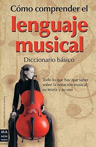 Cómo comprender el lenguaje musical: Diccionario básico (Musica Ma Non Troppo)