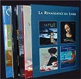La nuit ; Madones toscanes ; Anthologie de la Rose ; Célébration de la lecture : Coffret en 4 volumes