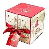 Douglas – Calendario de Adviento 2019 – Lovely Advent Calendar BEAUTY – Dados – Rojo – Belleza – Cosméticos – Maquillaje – Limitado – #doitforyou – Calendario de belleza por valor de 200 €