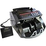 T-Mech Geldschein-Zählmaschine / Elektrischer Geldscheinzähler mit Falschgelderkennung
