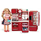 Our Generation 70.37086 Gourmet Kitchen Set, Multi-Colour