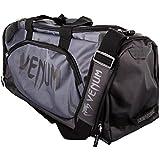 Venum Trainer Lite, Bolsa de Deporte, Gym, 57 Litros, Unisex Adulto, Gris, Talla Unica