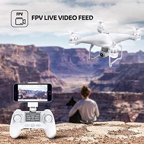 Zoom IMG-2 potensic drone gps telecamera 1080p
