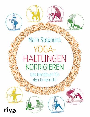 Preisvergleich Produktbild Yoga-Haltungen korrigieren: Das Handbuch für den Unterricht
