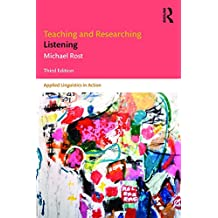 Teaching and Researching Listening: Third Edition