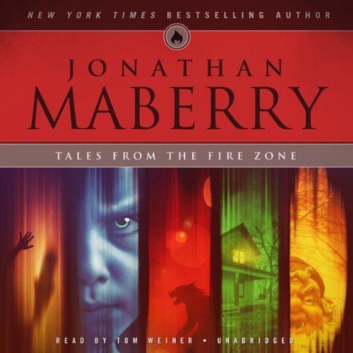 Tales from the Fire Zone  Audiolibri