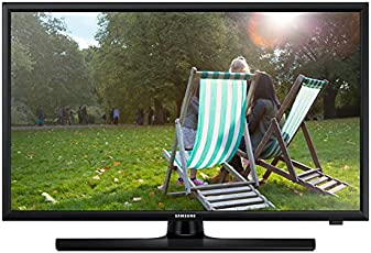 Samsung T28E310 TV HD Ready Digitale Terrestre T2 DVB/T2, 28 Pollici, Nero