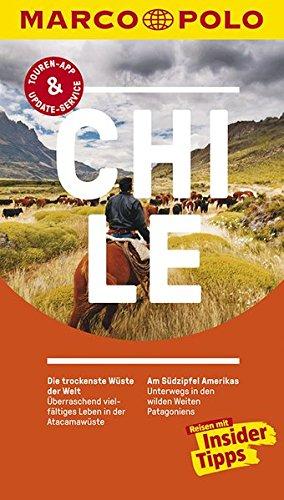 Preisvergleich Produktbild MARCO POLO Reiseführer Chile, Osterinsel: Reisen mit Insider-Tipps. Inklusive kostenloser Touren-App & Update-Service