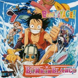 Bon Voyage! One Piece Artwork