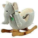 SWEETY TOYS 3624 Schaukeltier Elefant Nellie hochwertig