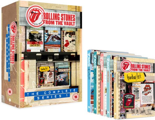 m The Vault - The Complete Series 1 [5 DVDs] ()
