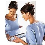 Topgrowth Adesivo Murale a Specchio Rettangolo Autoadesiva Arredamento della Camera Adesivi Murali Camera da Letto (60 * 100)