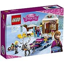 LEGO - Aventura en trineo de Anna y Kristoff, multicolor (41066)