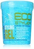 ECO Styler 907 g Treated Blue Professional Styling Gel Colour Jar