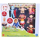 In the Night Garden Playmat and 6 Character Playset