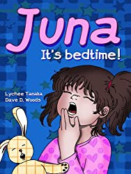 Juna: it's bedtime! (English Edition)
