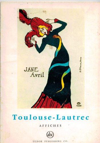 Toulouse-lautrec affiches par Julien Edouard