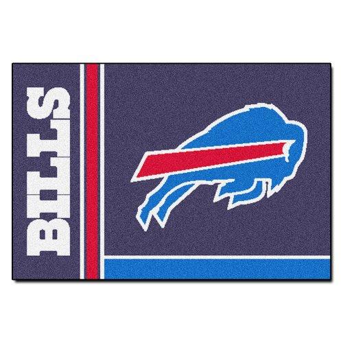 Fan Mats Buffalo Rechnungen Starter Teppich, 50,8x 76,2cm
