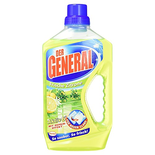Der General Allzweckreiniger Frische Zitrone, 750 ml