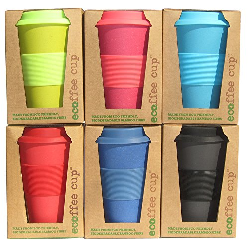 "ECOffee to go Becher ""Blackout"",400ml - 4"
