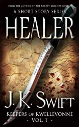 HEALER (Keepers of Kwellevonne Series Book 1) (English Edition)