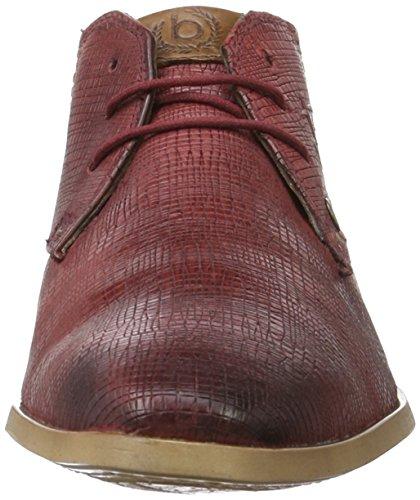 Bugatti - 312233021000, Scarpe stringate Uomo Rot (Red 3000)