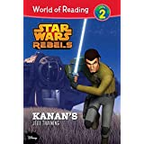 Kanan's Jedi Training (Star Wars Rebels: World of Reading, Level 2)