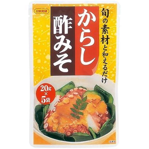 Nihonshokken pasta di senape con aceto di fagioli (20gX5P) pezzi X3