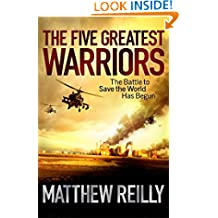 The Five Greatest Warriors (Jack West Series)
