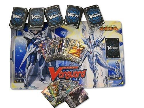 500CARDFIGHT VANGUARD Karten mit Spielteppich und rares (Vanguard-karten)