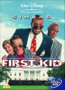 First Kid [DVD]