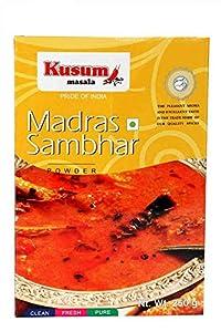 Kusum Masala Madras Sambhar Masala - 250g