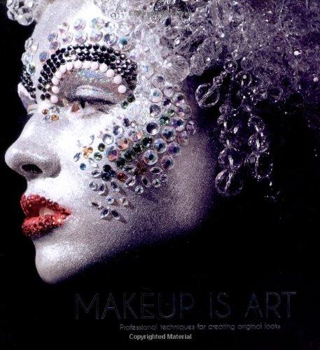 Makeup is Art por Jana Waru Ririnui