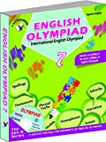 International English Olympiad - Class 7  with CD: Essential Principles with Examples, Mcqs and Solutions, Model Test Papers