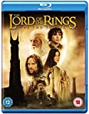 The Lord Of The Rings: The Two Towers [Blu-ray] [2002] [Region Free]