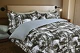 Funda nórdica estampada YES (Para cama de 180x190/200 (Nórdico de...