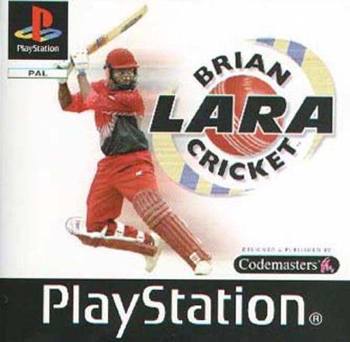 Playstation 1 - Brian Lara Cricket (mit OVP) (sehr guter Zustand) (gebraucht)