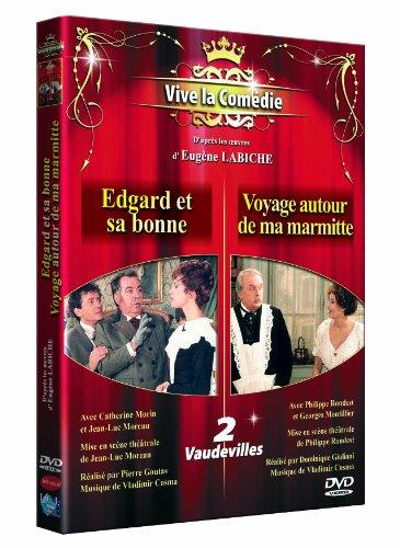 Preisvergleich Produktbild Edgard et sa bonne / voyage autour de ma marmite [FR Import]