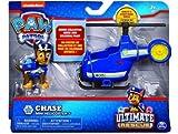 OTTO Set Pat Patrouille Chien Policier Chase avec Son helicoptere - Figurine - Paw Patrol