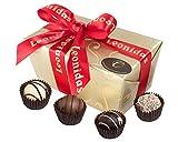 Best Chocolate Truffles - Belgian Chocolate Truffle Gift Box, 16 Luxury Leonidas Review