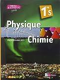 E.S.P.A.C.E 1re S • Manuel de l'élève Physique-Chimie Petit Format (Éd. 2011)