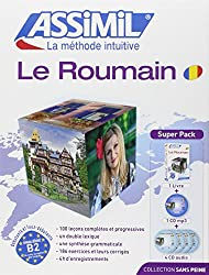 Le Roumain (Livre+ 4 CD audio + 1CD mp3)