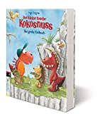 Der kleine Drache Kokosnuss - Das große Fühlbuch: Pappbilderbuch