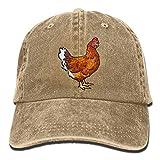 No Soy Como Tu Cappellini Baseball Chicken Rster Denim Hat Adjustable Male Mini Baseball Hats