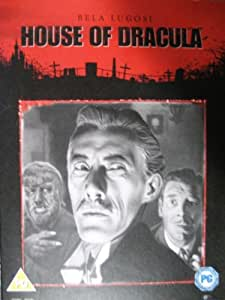 House Of Dracula [DVD]