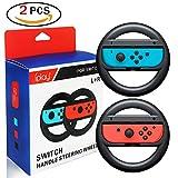 Newin star 2 * Joy-Con-Controller für die Nintendo Switch Lenkrad Griffe für Nintendo Schalter Joy-Con Schalter
