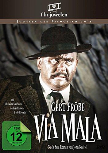 Bild von Via Mala - mit Gert Fröbe (Filmjuwelen) [DVD]