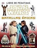 Star Wars. Batallas épicas: Libro de pegatinas