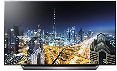 LG OLED55C8LLA 139 cm (55 Zoll) OLED Fernseher (Ultra HD, Twin Triple Tuner, 4K Cinema HDR, Dolby Vision/Atmos, Smart TV)